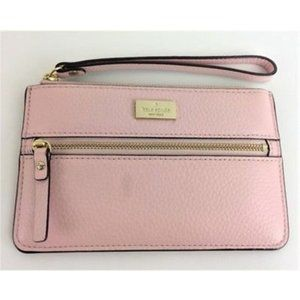Kate Spade New York Mikas Pink Wristlet Wallet